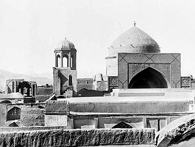 Amir Chakhmagh mosque in Yazd
