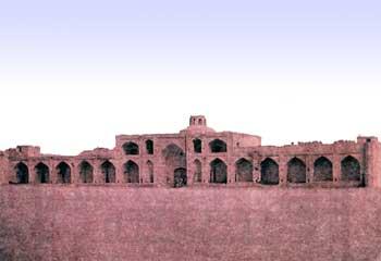 کاروانسرای باغ شیخ