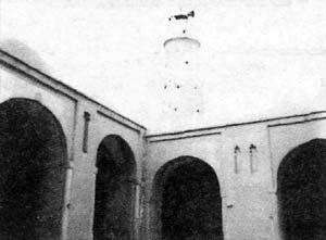 منار مسجد جمعه فهرج