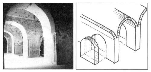 ایجاد فضا در مسجد جامع فهرج