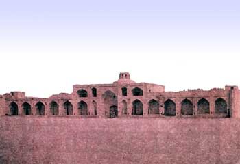 كاروانسرای باغ شیخ