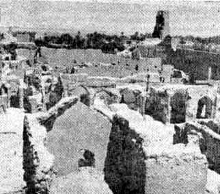 ارگ طبس و برج نادر میرزا