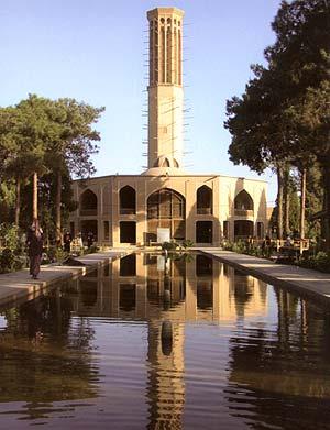 باغ دولت آباد يزد
