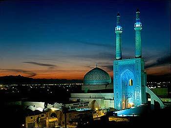 مسجد جامع كبير يزد