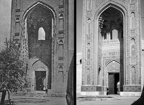 مرمت مسجد جامع يزد