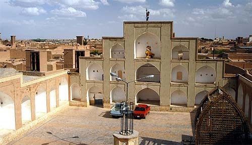 حسینیه و تکیه ای در یزد