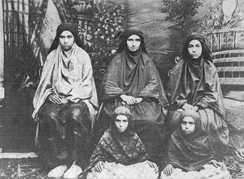 زنان زرتشتی یزد
